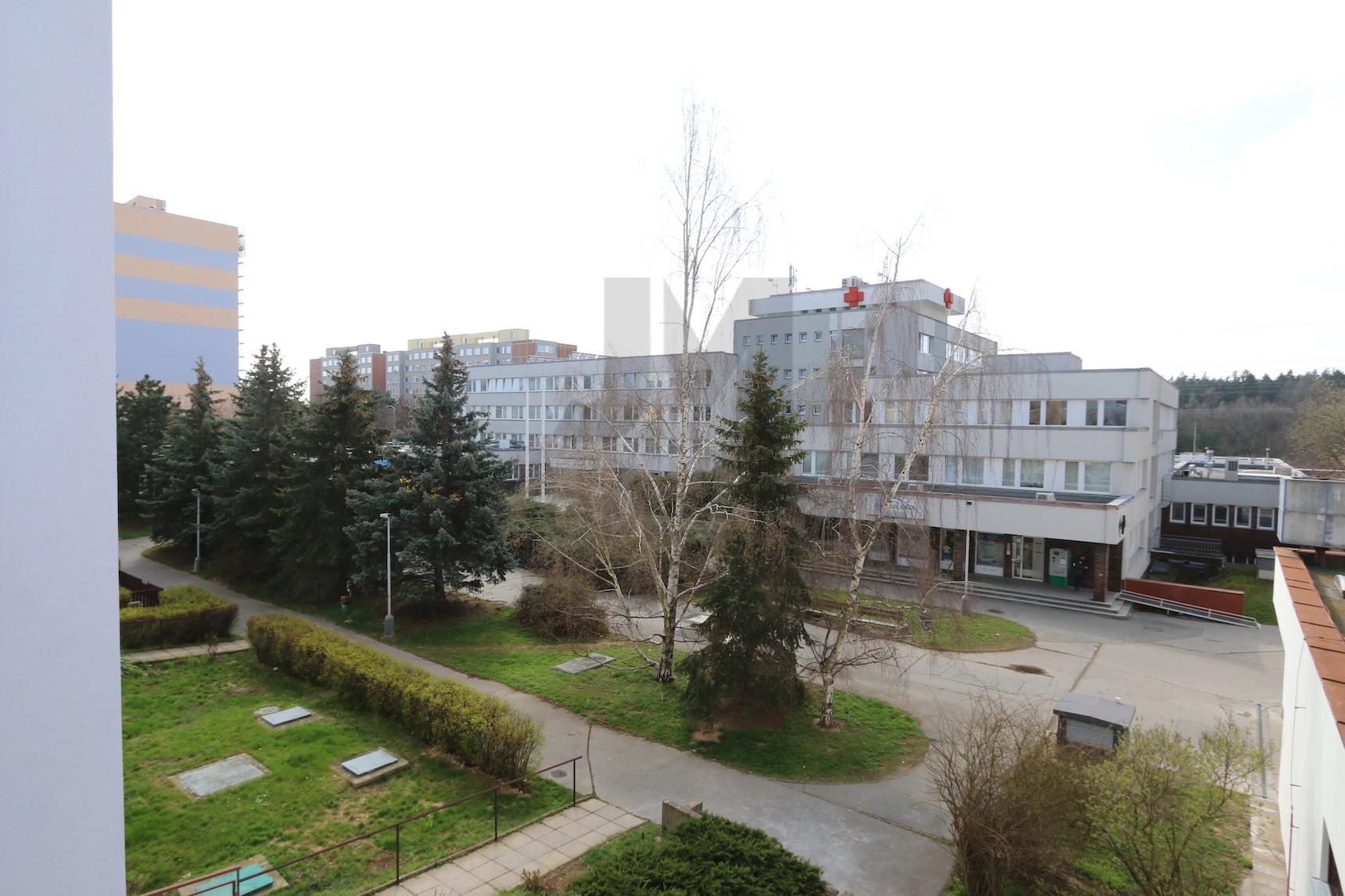 NÁJEM BYTU 2+kk, Hráského, Praha 4 - Chodov