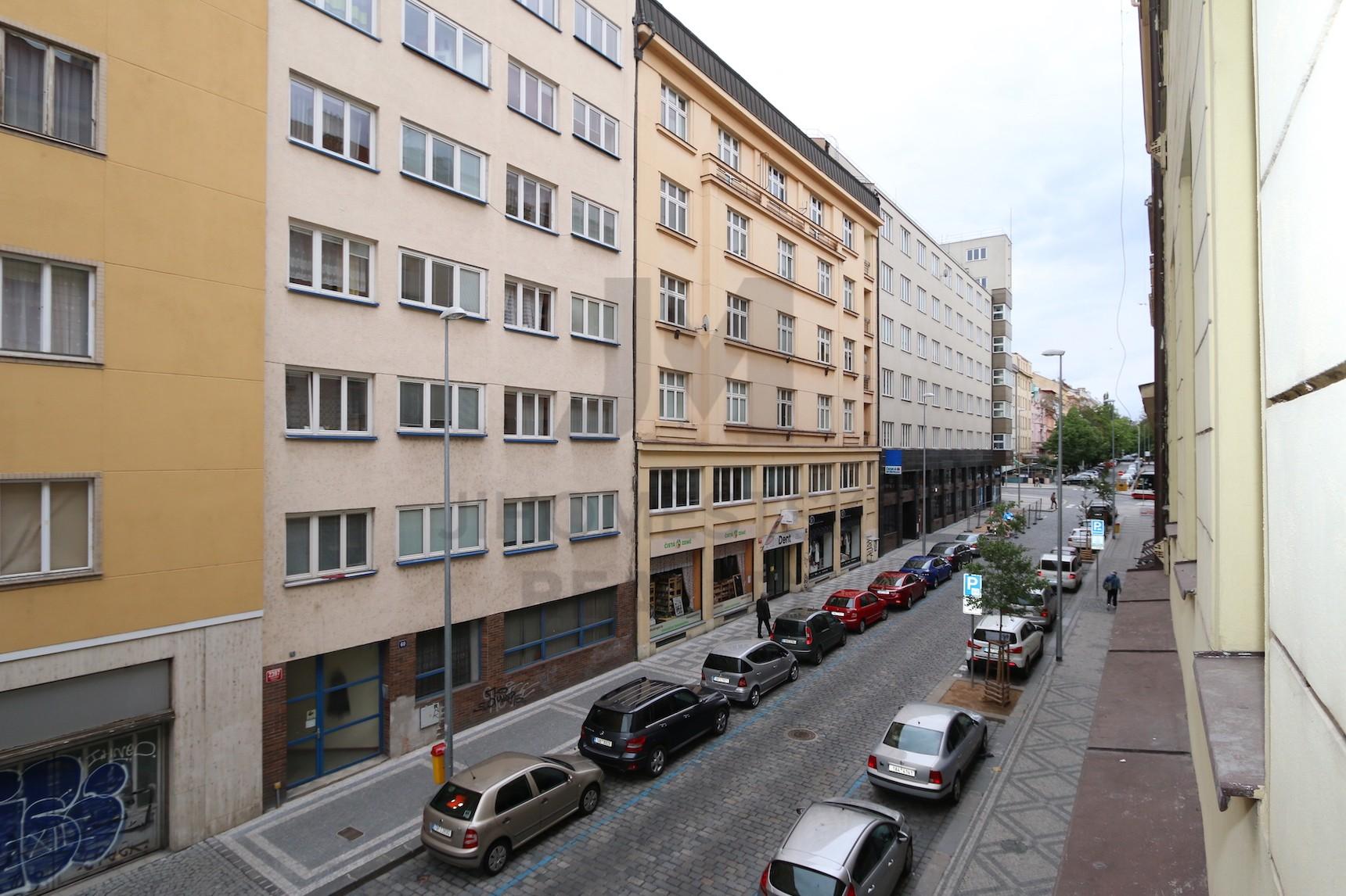 NÁJEM BYTU 2+kk, Londýnská, Praha 2 - Vinohrady