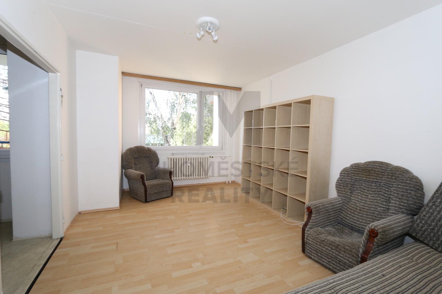Prodej bytu 1+1 s lodžií, Mnichovická, Praha 4 - Háje