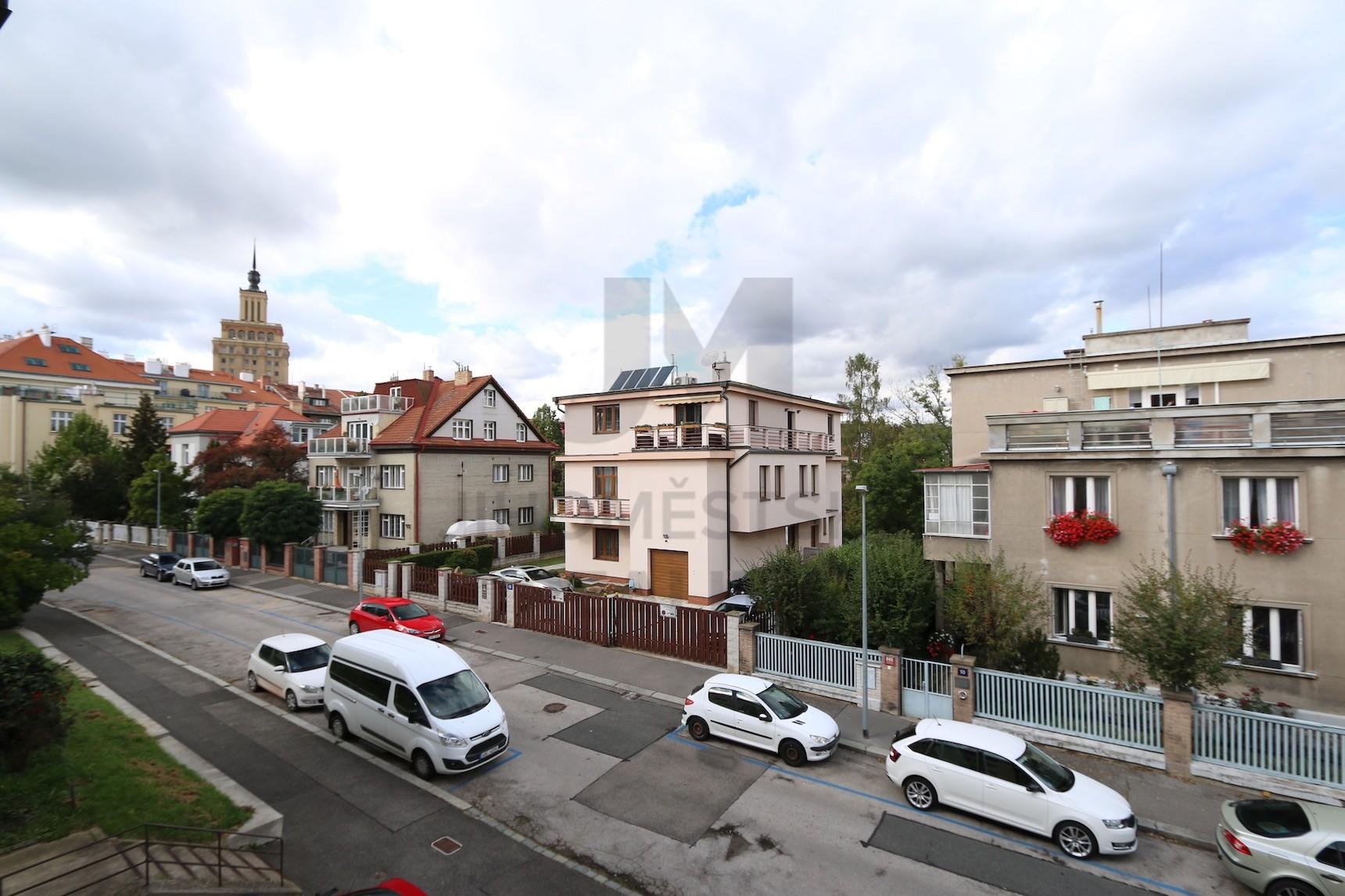 PRODEJ BYTU 3+1 S LODŽIÍ A GAR. STÁNÍM, Čínská, Praha 6 - Bubeneč